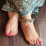 Designer Anklets That You Can Absolutely Wear at Home!