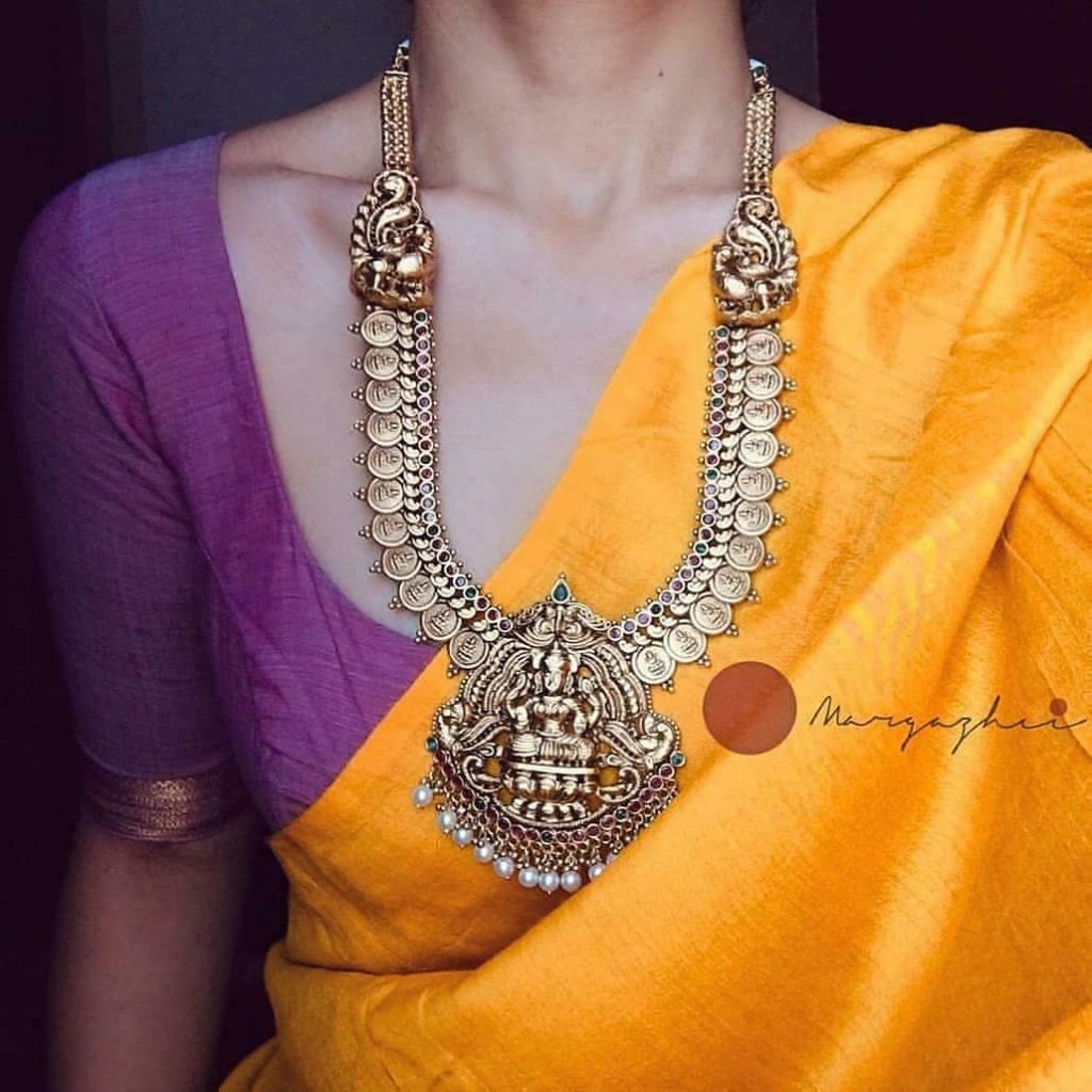 traditional-necklace-for-saree-10