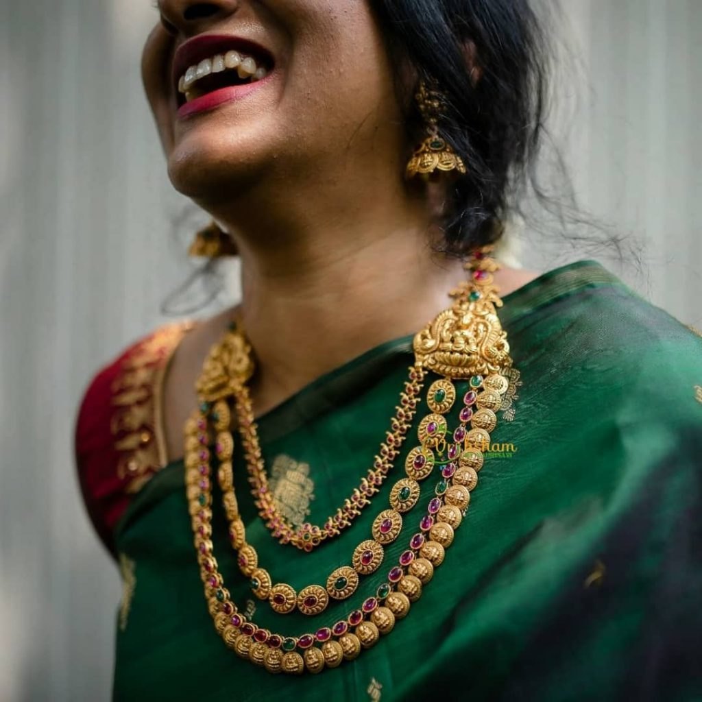 traditional-necklace-for-saree-8