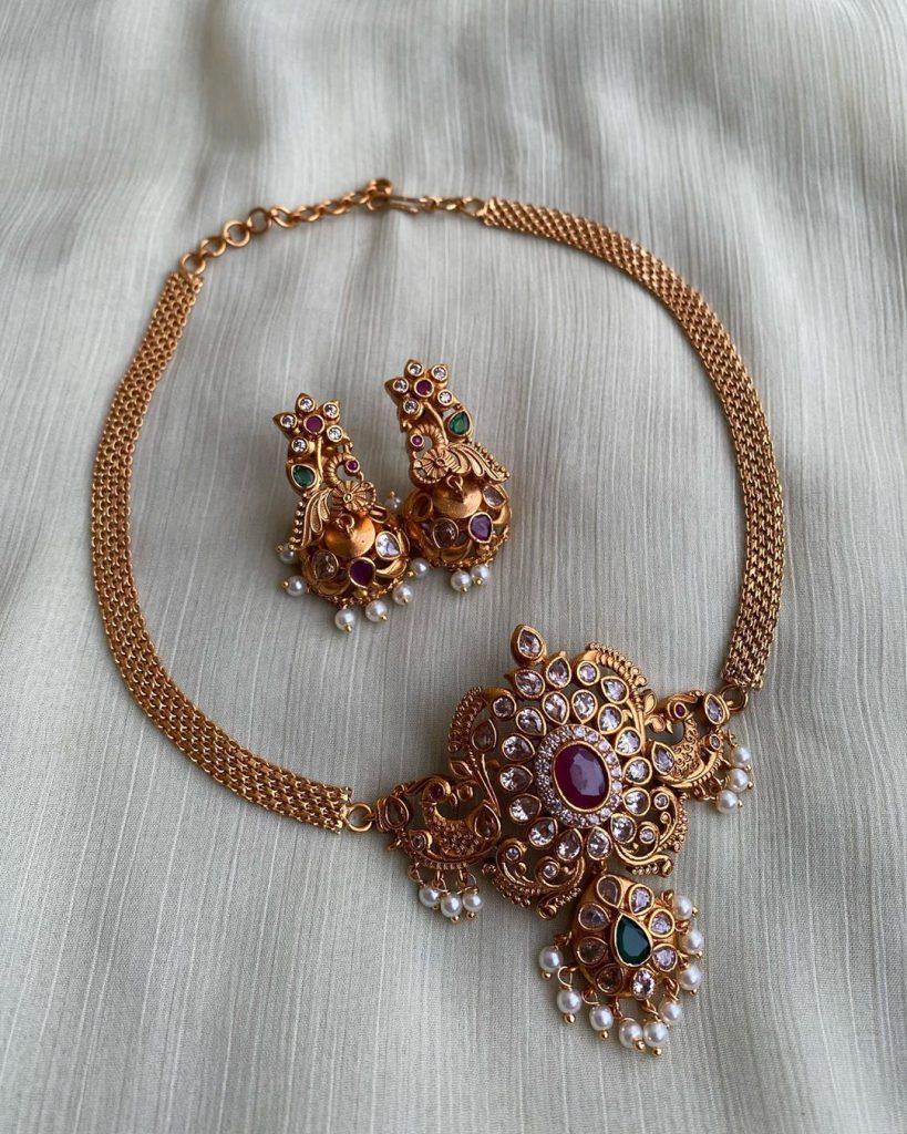 antique-choker-necklace-jewellery-2