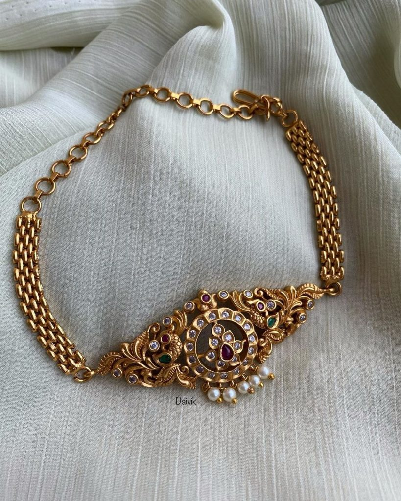 antique-choker-necklace-jewellery-7