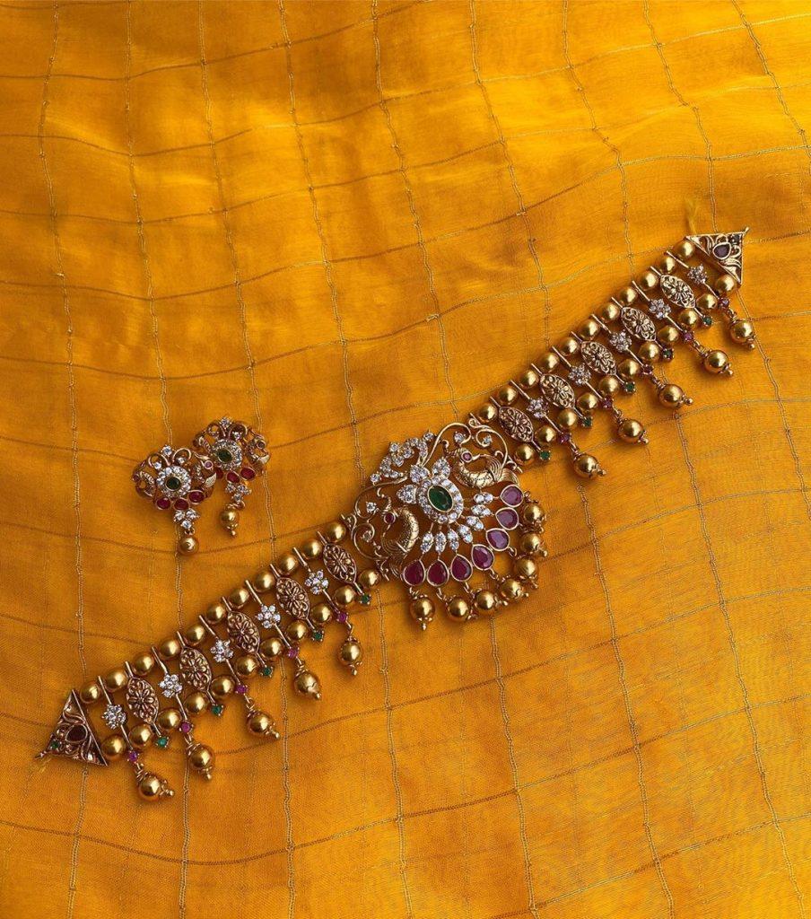 antique-choker-necklace-jewellery-9