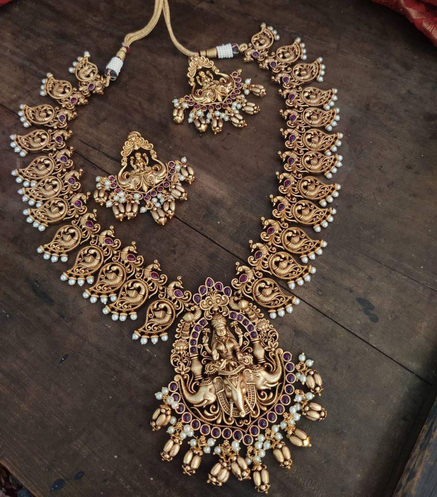 antique-jewellery-set-for-wedding-1