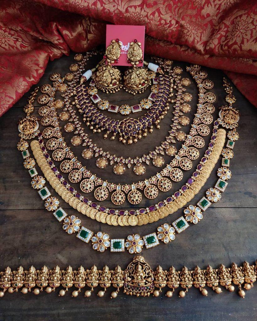 antique-jewellery-set-for-wedding-15