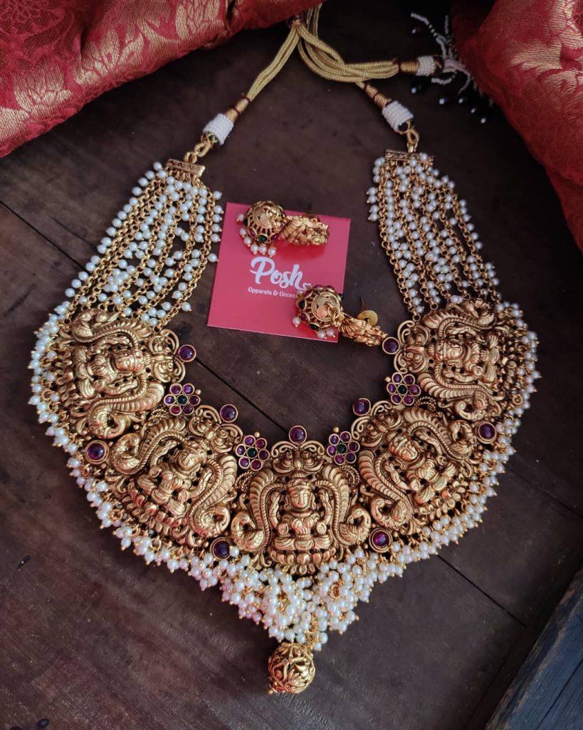 antique-jewellery-set-for-wedding-3