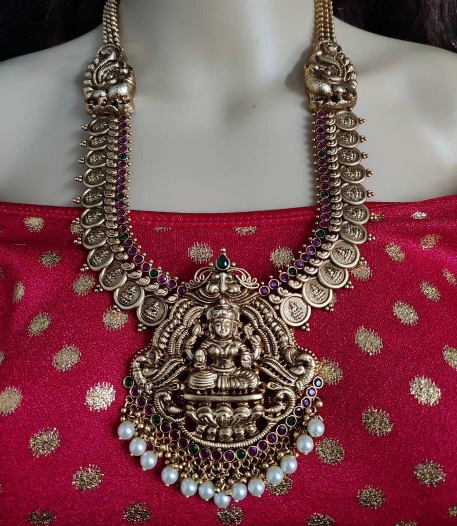 antique-jewellery-set-for-wedding-5
