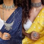 Amazing Jewellery Styling Tips For Sarees!!