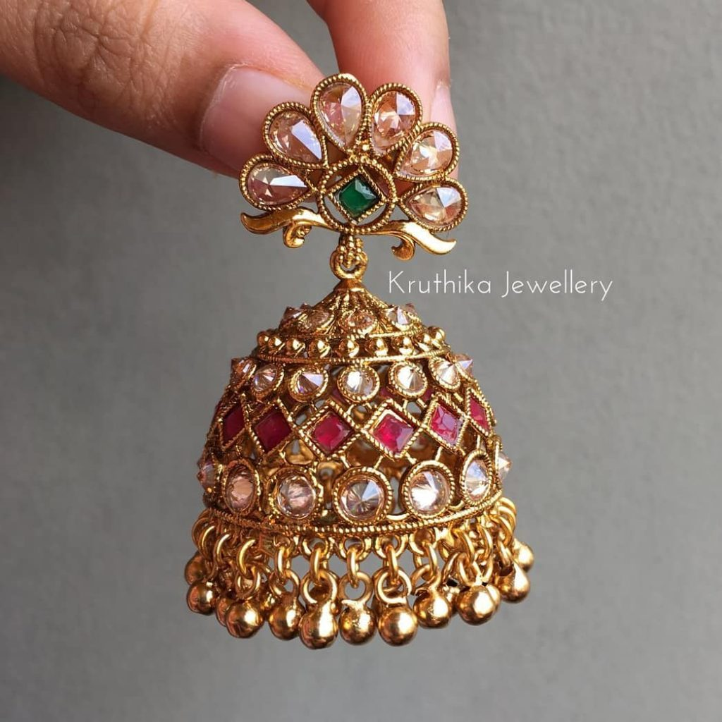 antique-earrings-designs-14