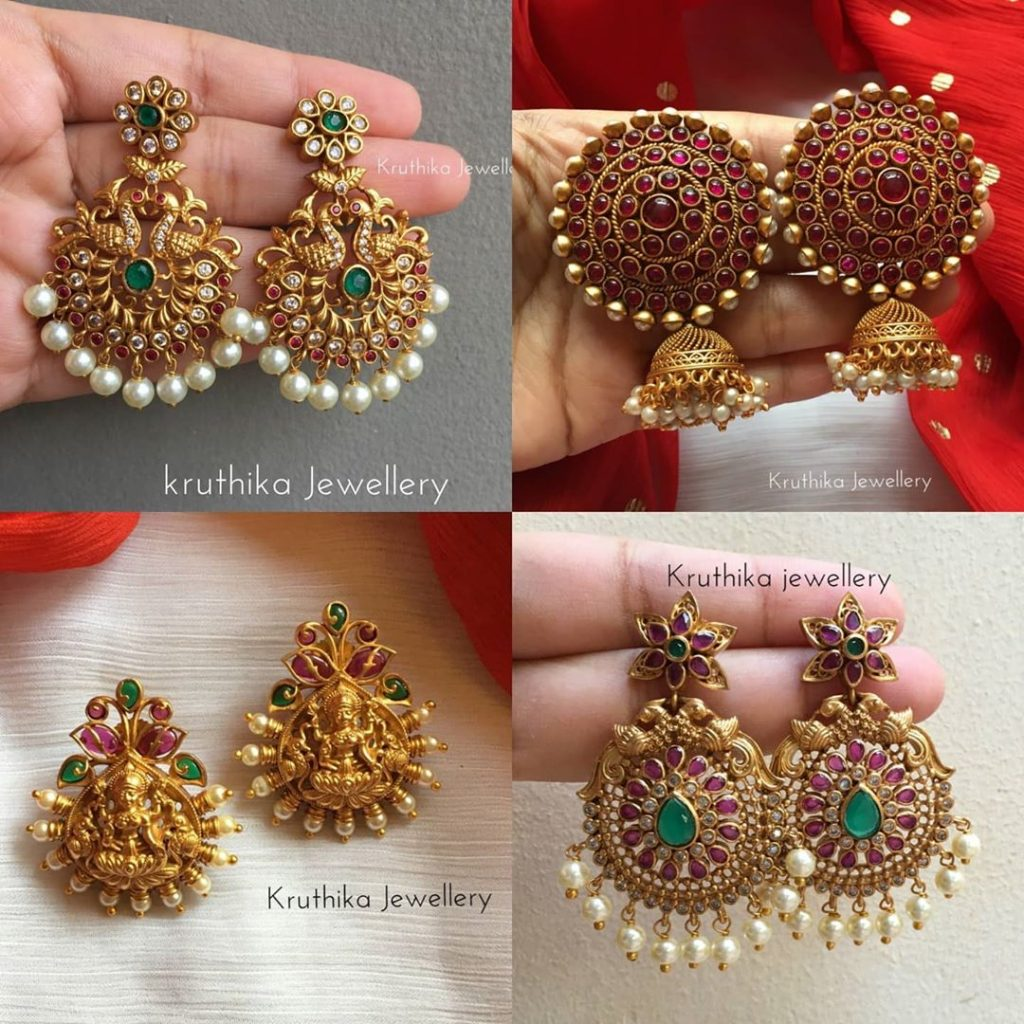 antique-earrings-designs-15