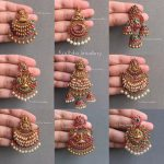 Antique Earrings Designs To Rock With Indian Wears!!