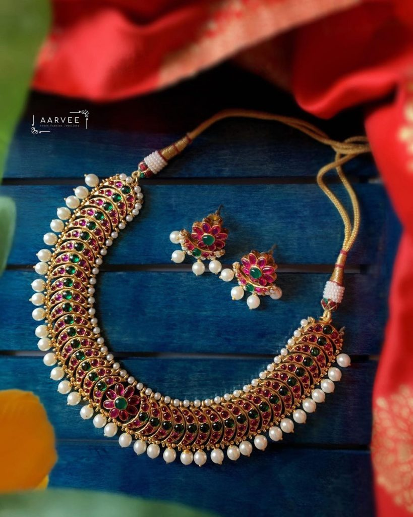 imitation-necklace-set