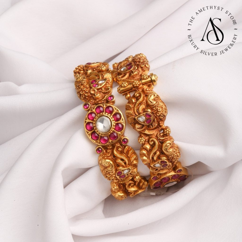 silver-gold-plated-bangles-1