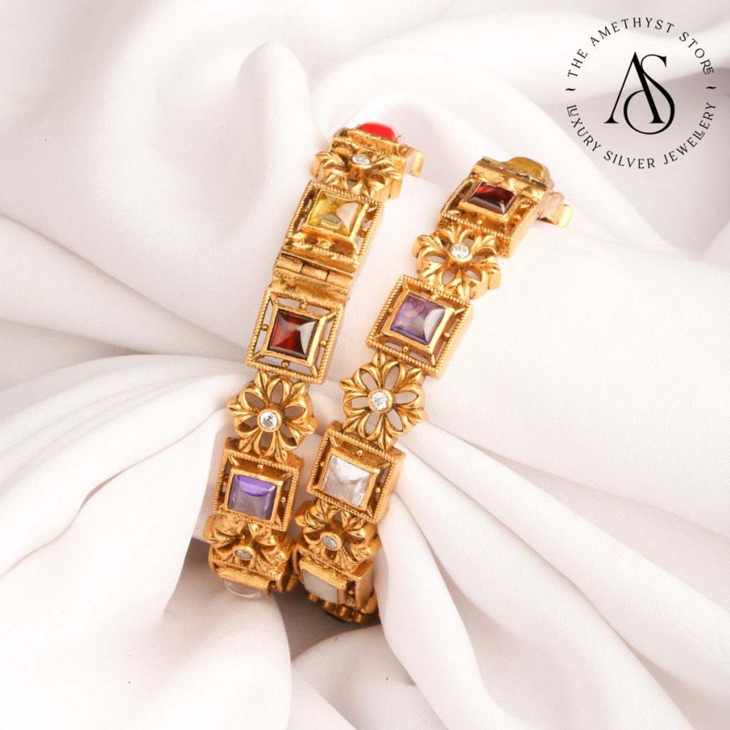 silver-gold-plated-bangles-12