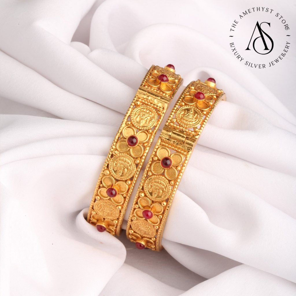 silver-gold-plated-bangles-13