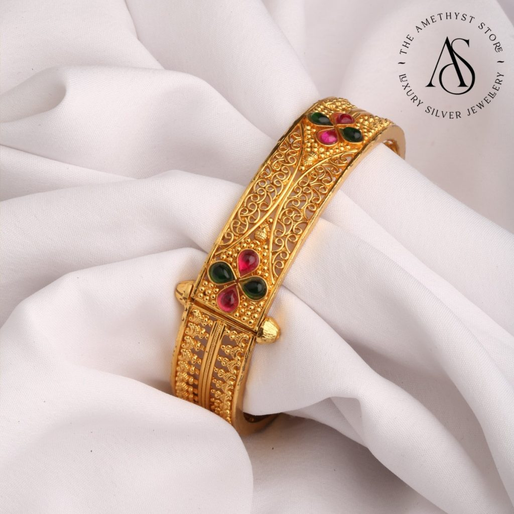 silver-gold-plated-bangles-15