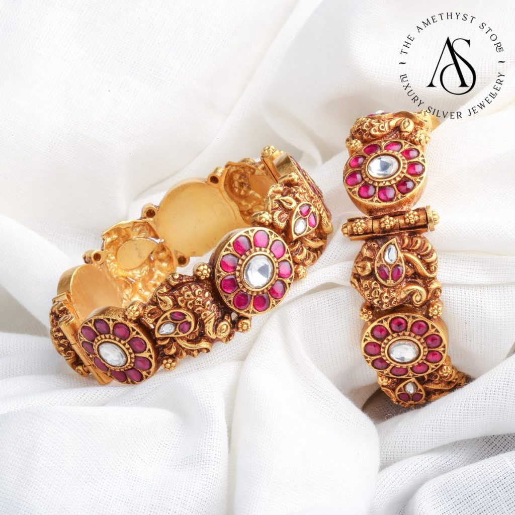 silver-gold-plated-bangles-2