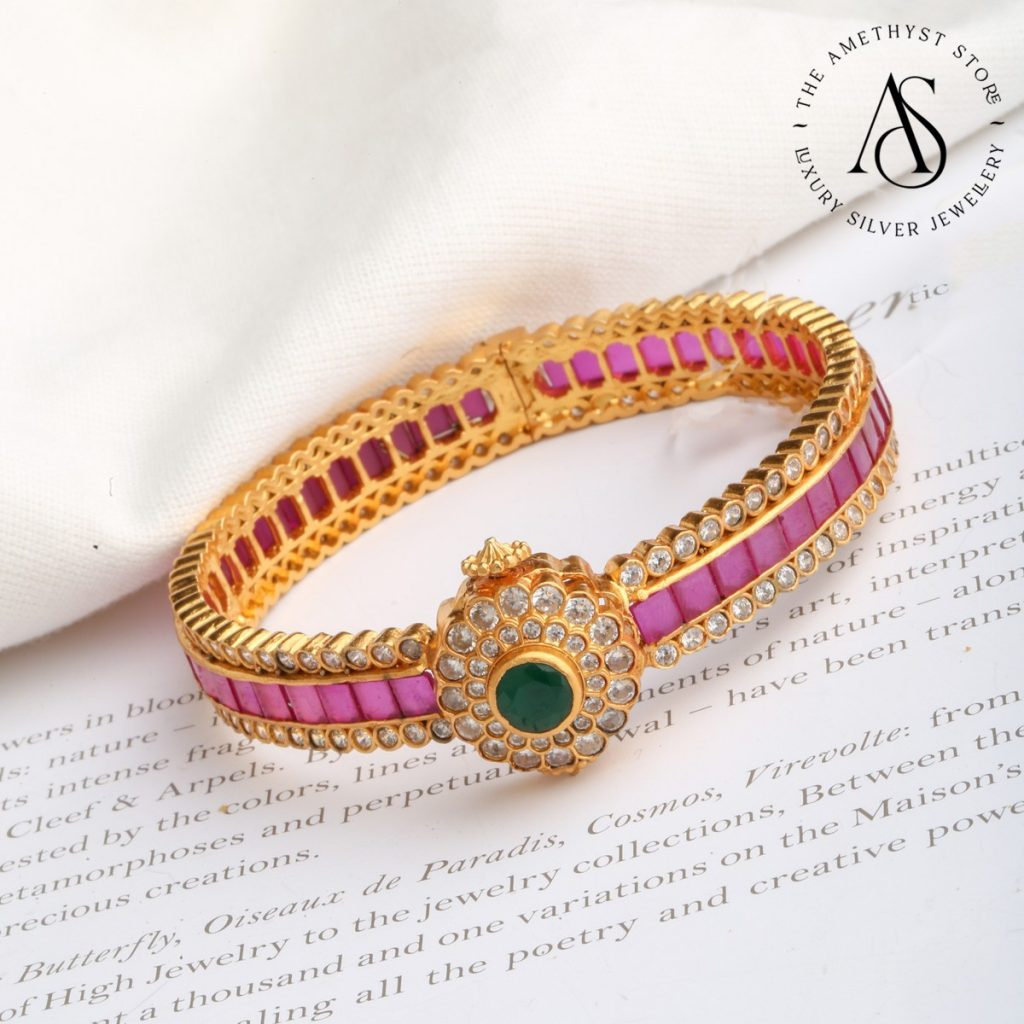 silver-gold-plated-bangles-4
