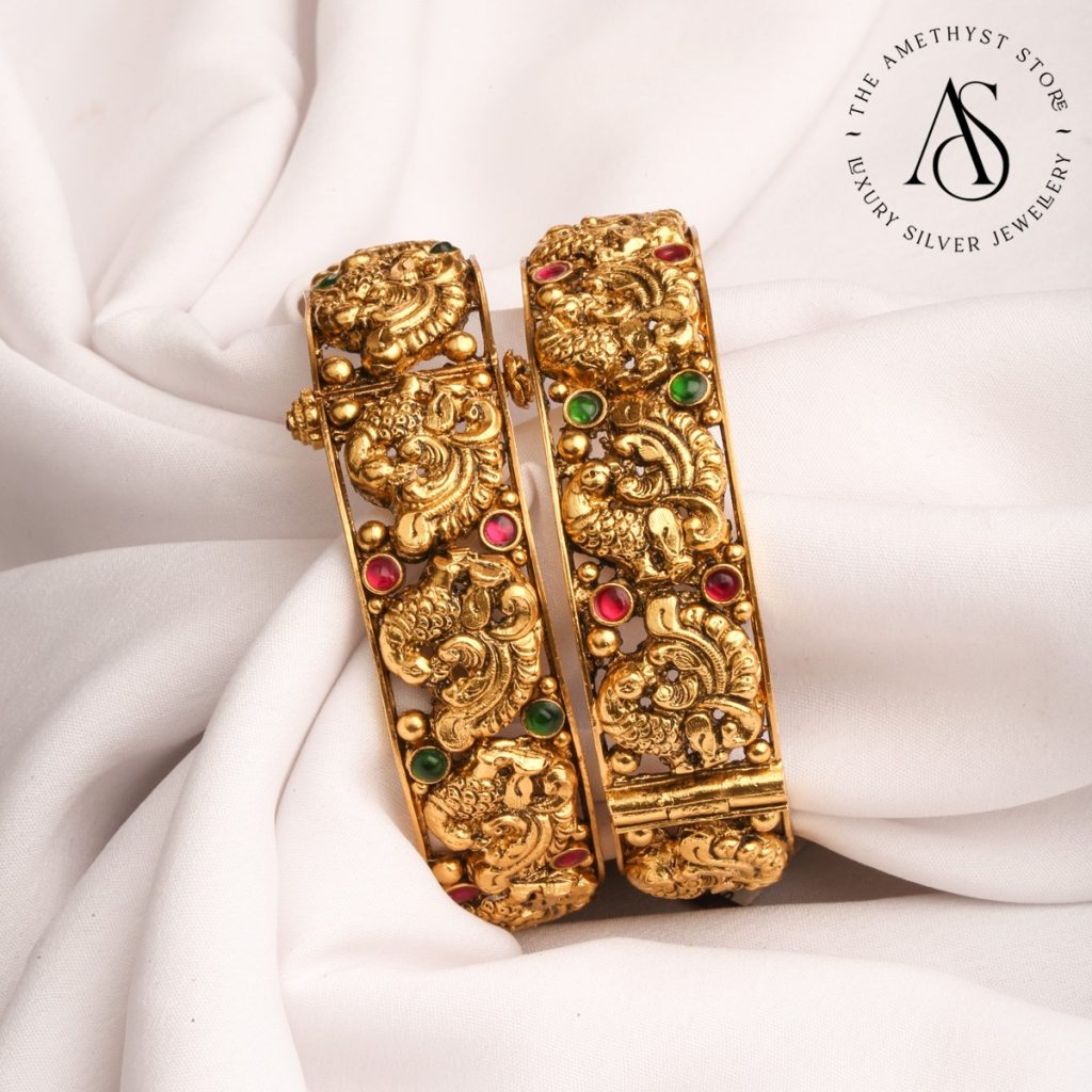 silver-gold-plated-bangles-5