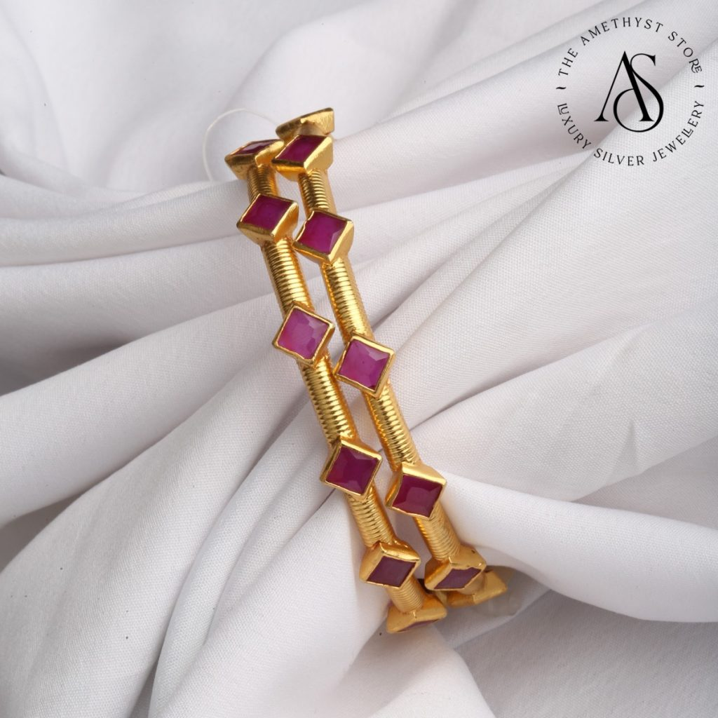 silver-gold-plated-bangles-9