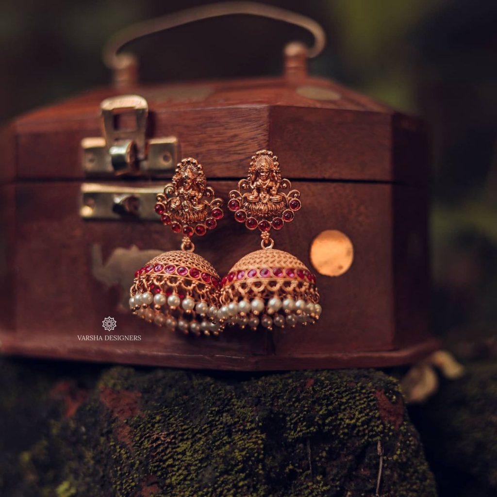 ethnic-earrings-for-saree-6