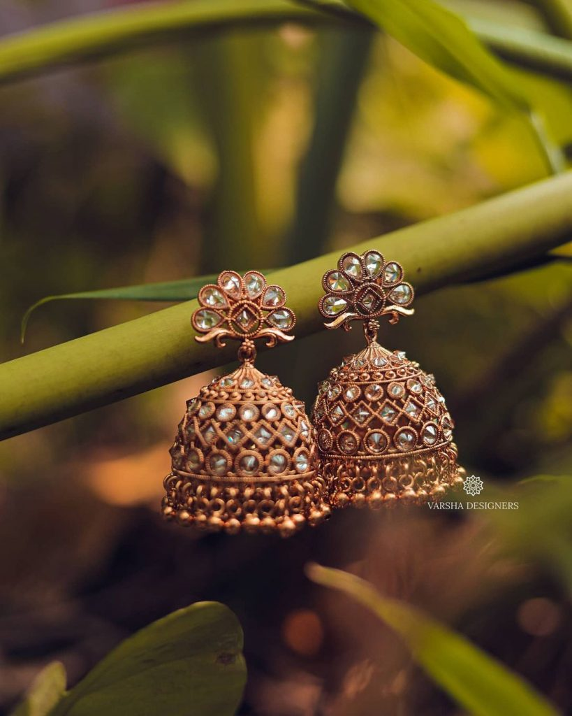 ethnic-earrings-for-saree-7