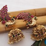 Check Out These Best Kemp Jhumka Designs That Are Drool-Worthy!