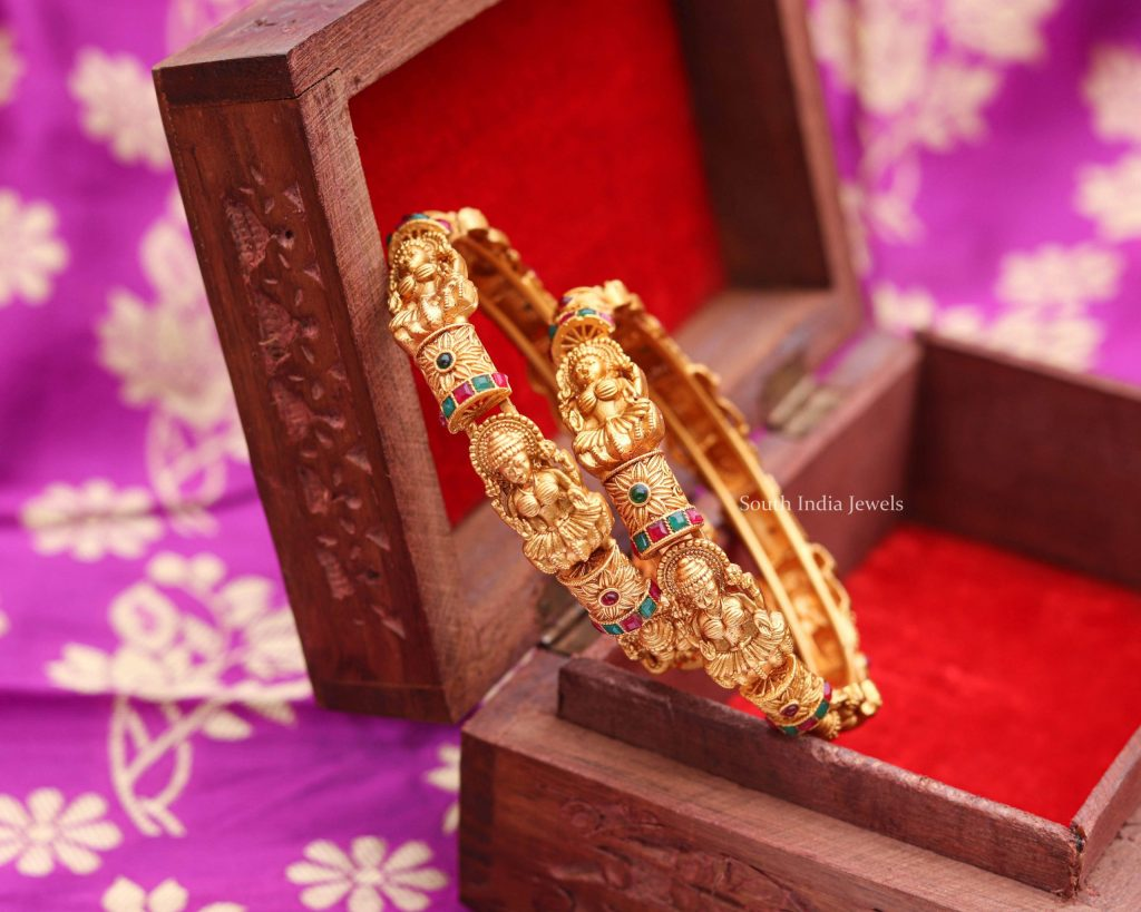 Check Out These Exquisite Bangles And Kada Designs!