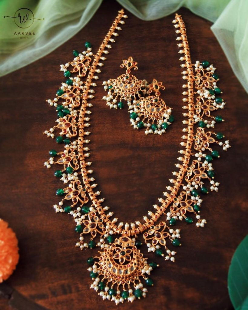 Quintessential Pearl Drop Jewellery Designs That Everyone Is Obsessed With!