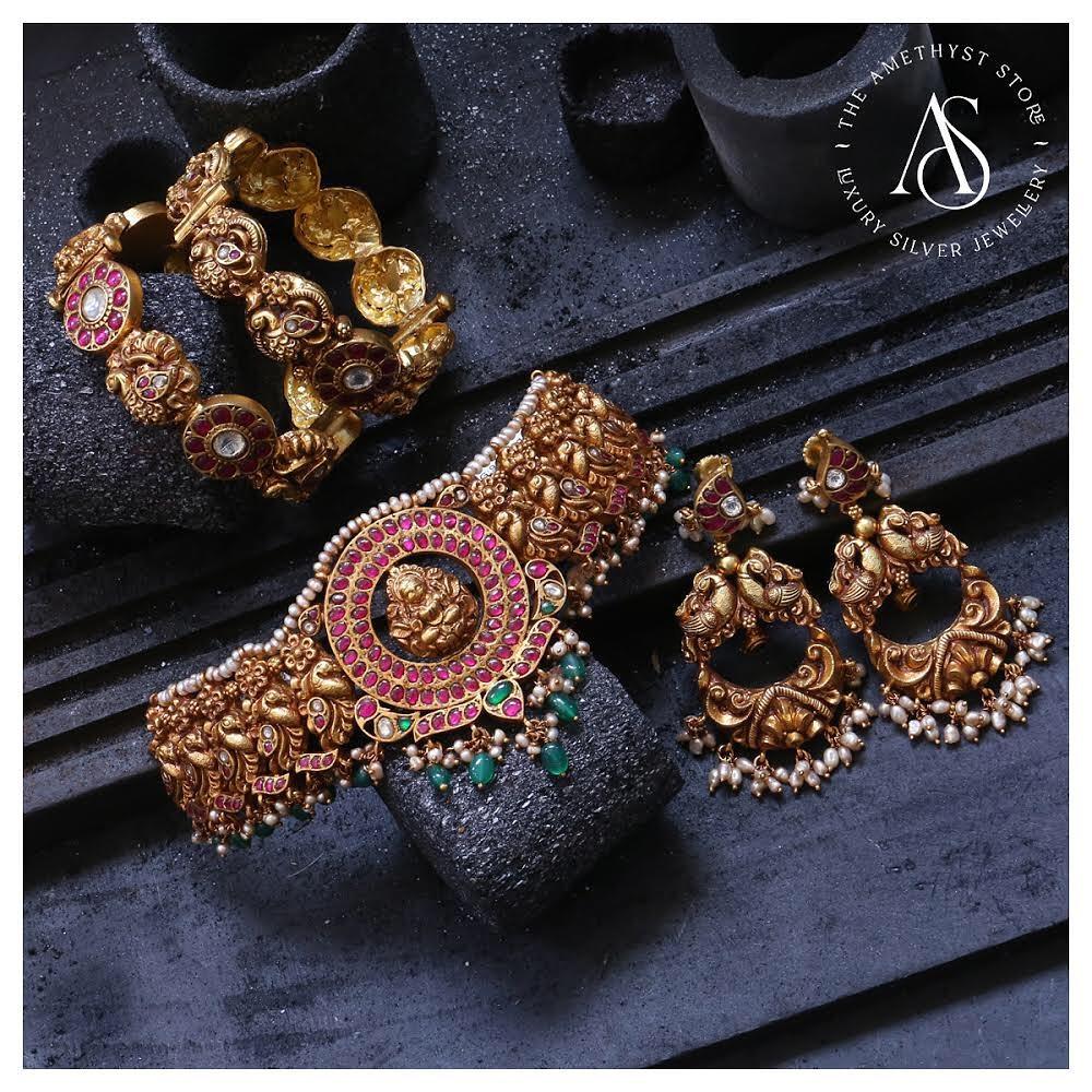 Grand Bridal Jewellery