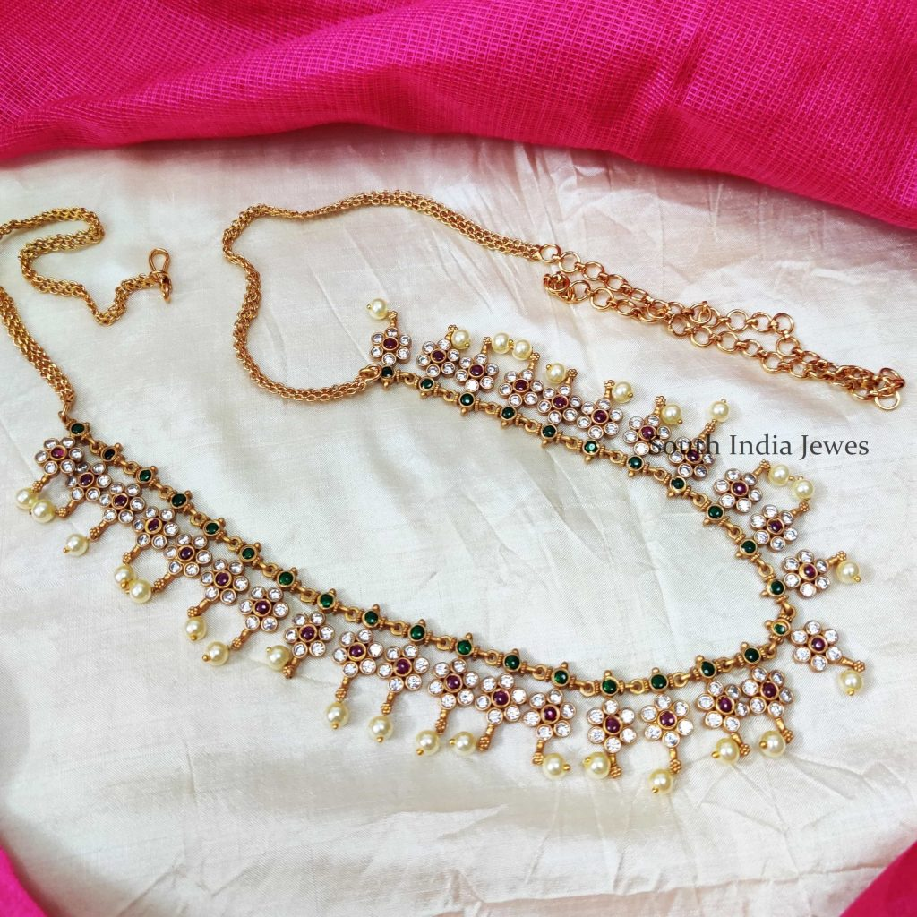 Traditional Vaddanam or Hip Chains