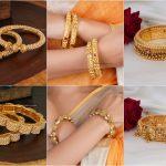 Shop These Stunning Traditional Bangle Kada Designs!