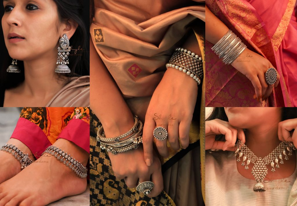 Incredible Silver Jewellery Collection (