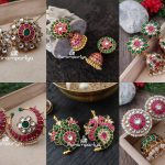 Traditional Kundan Earrings That You Should Not Miss!