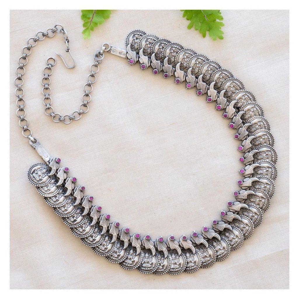 Silver Necklace Designs