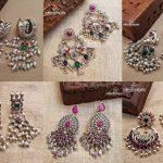 Shop Unbelievably Stunning Silver Dangler Earrings Here!
