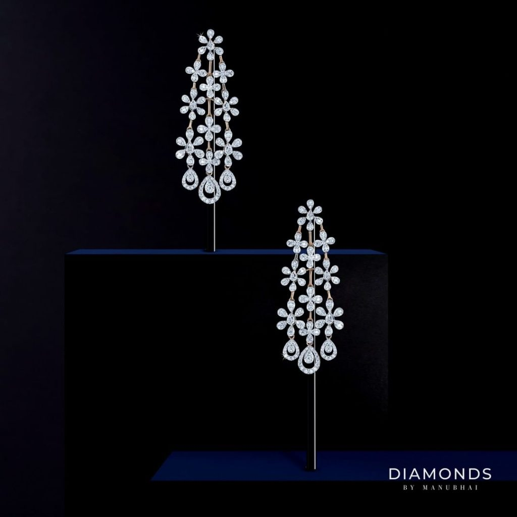 Delicate Diamond Jewellery