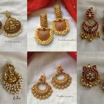 Earring Designs To Rock With Ethnic Outfits