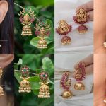 Find Latest Exquisite Traditional Jhumka Collection Here!