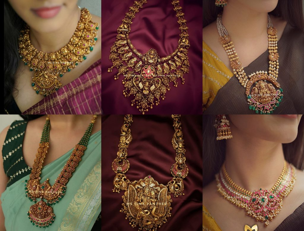 Antique Necklace Designs