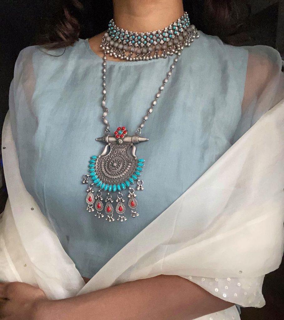 Silver Jewellery Styling Inspiration