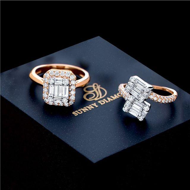 Statement Diamond Pieces